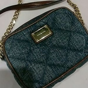 MICHAEL KORS JEAN QUILTED BAG SMALL